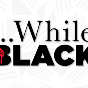 …while Black