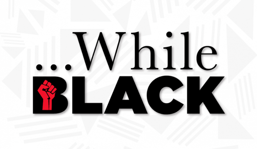 …while Black